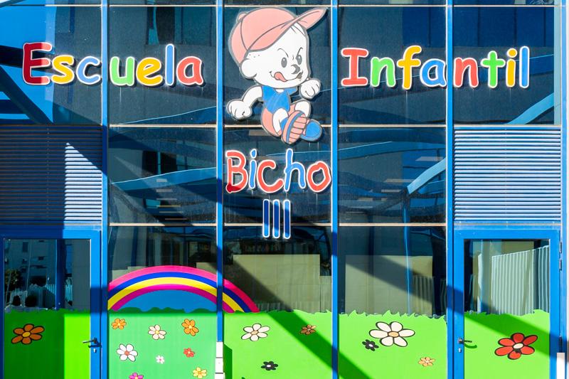 Escuela Bicho 3